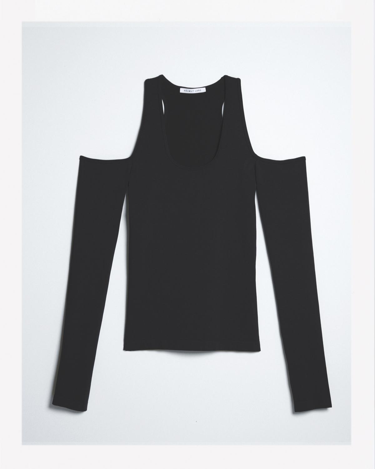 LONG SLEEVE SEAMLESS RACER TANK