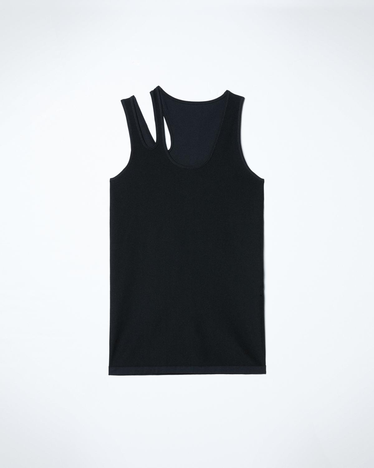 SLASHED SEAMLESS TANK
