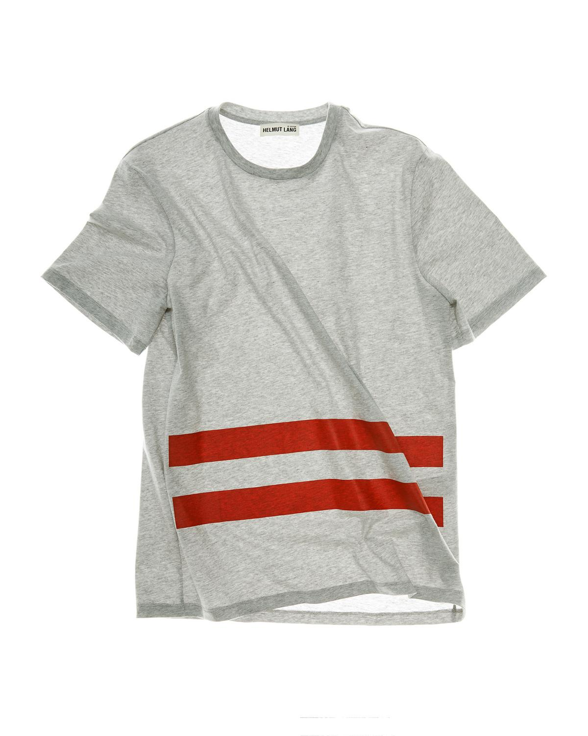 TSHIRT WITH STRIPES
