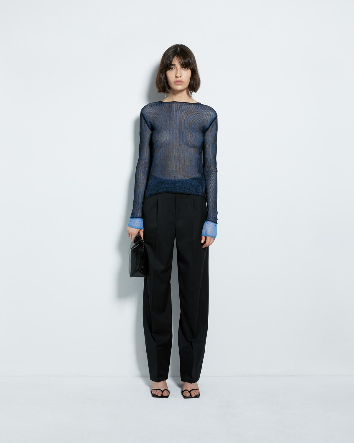 SHEER LAYER LONGSLEEVE