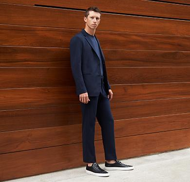 Theory's Technical and Tailored Collection