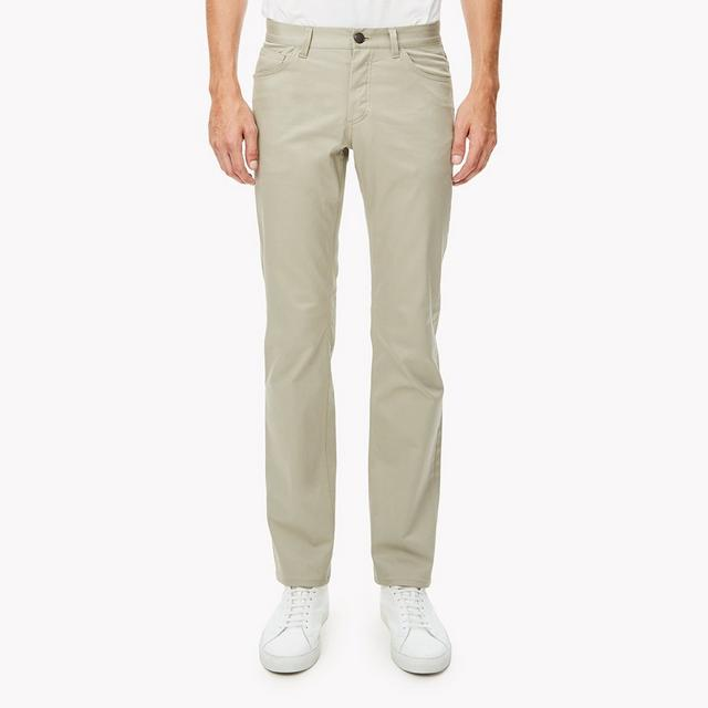 Cotton Five-Pocket Pant