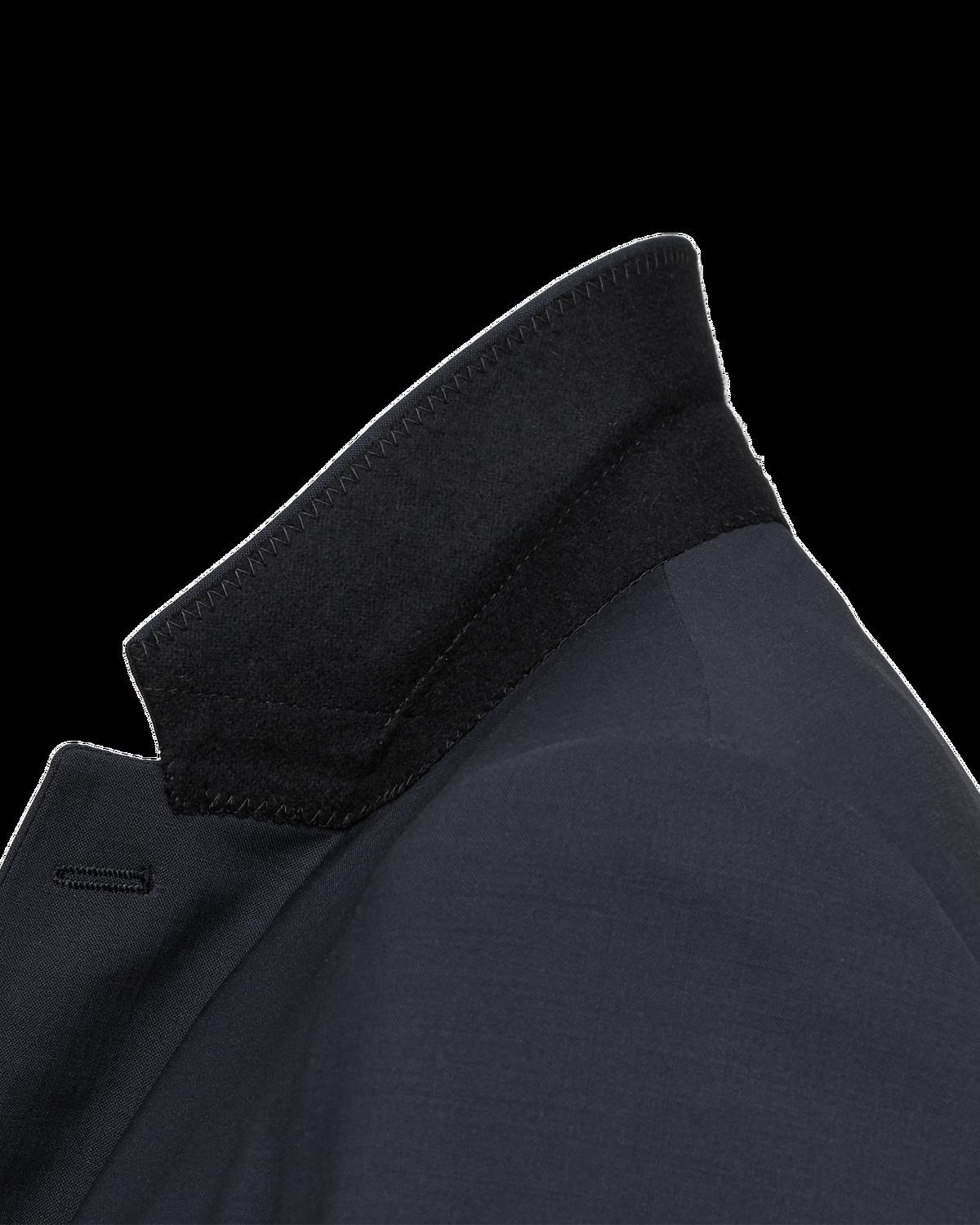 Stretch Wool Wellar Jacket