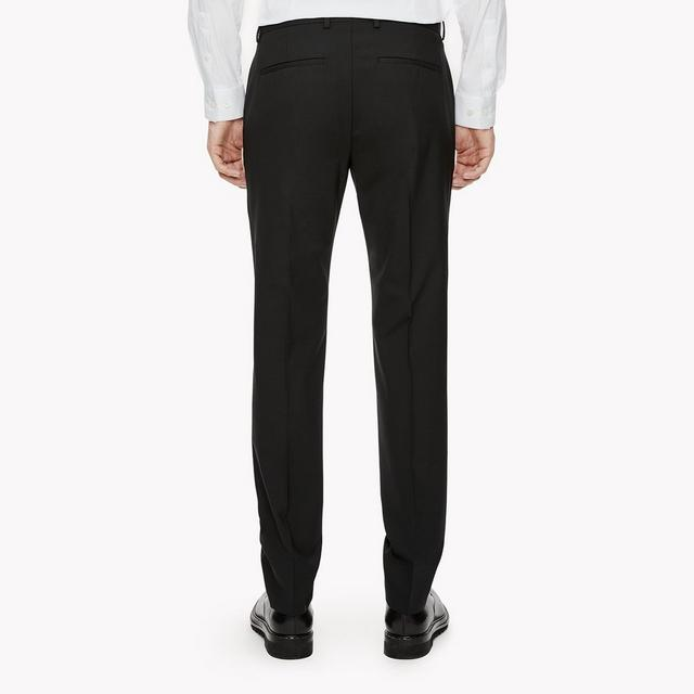 Stretch Wool Slim Trouser