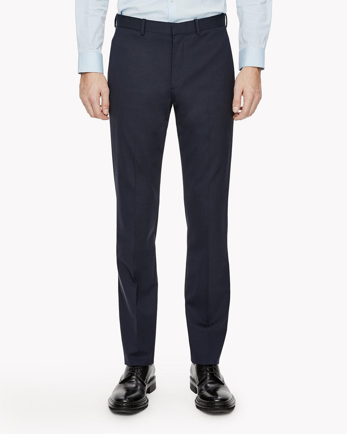 Stretch Wool Jake Slim Trouser