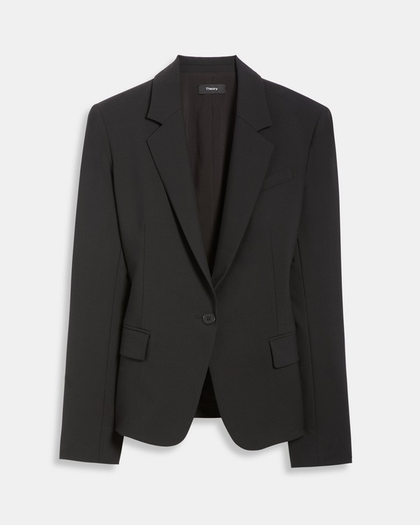 Stretch Wool Gabe Jacket