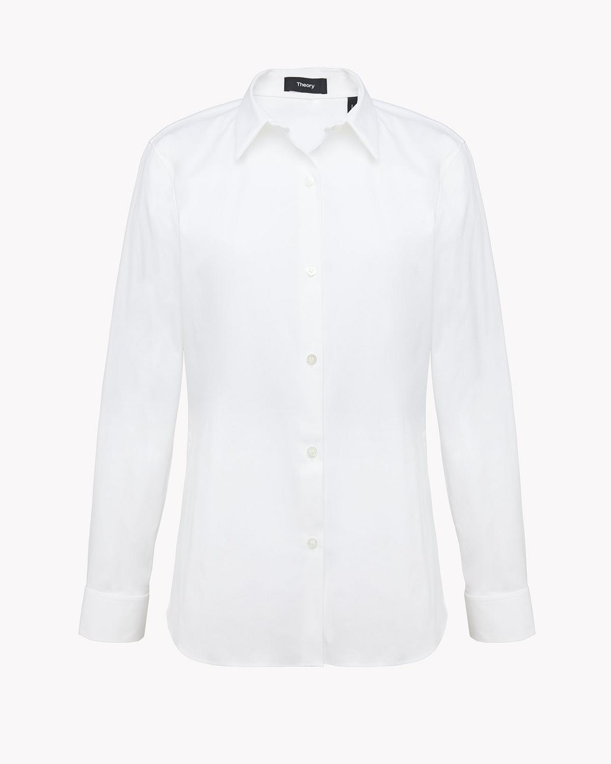 Theory Classic Shirt | Theory.com