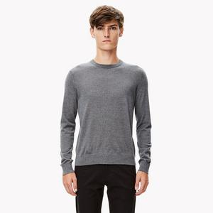 Fine Wool Crewneck Sweater