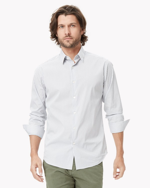 Cotton Tattersall Shirt