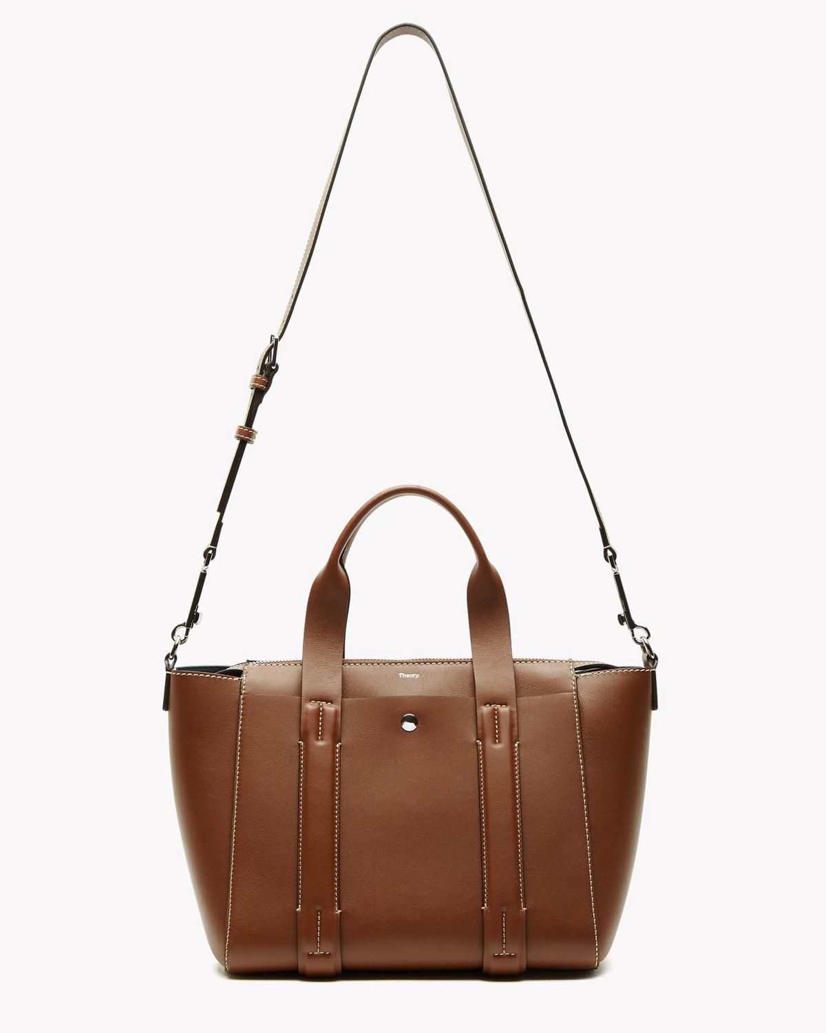 Small Standard Tote in Soft Leather