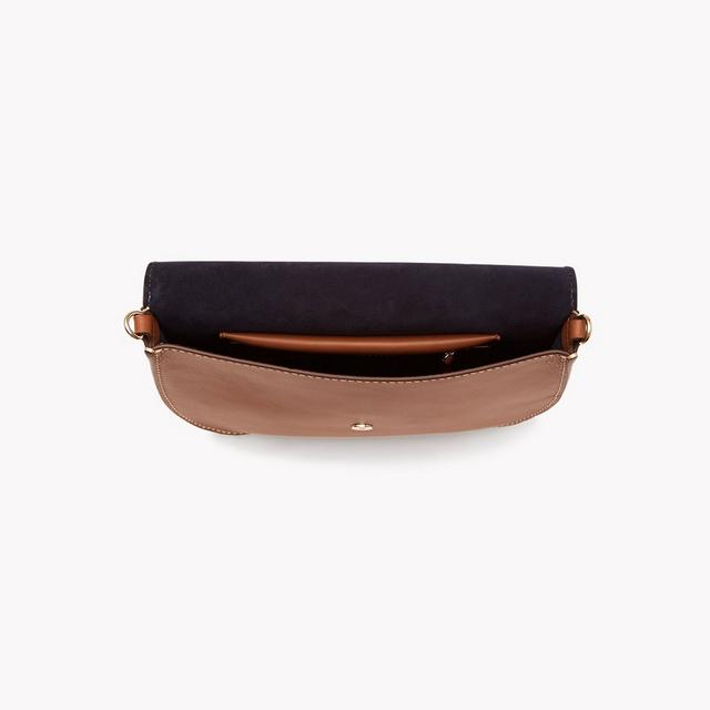 Whitney Crossbody Bag in Leather