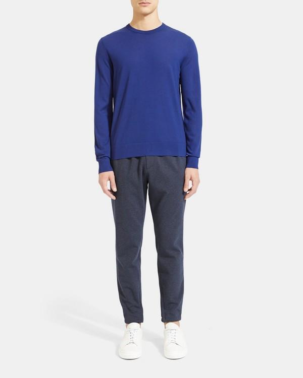 띠어리 맨 엑스트라 파인 메리노 울 스웨터 - 4 컬러 Theory Extra-Fine Merino Crewneck Sweater