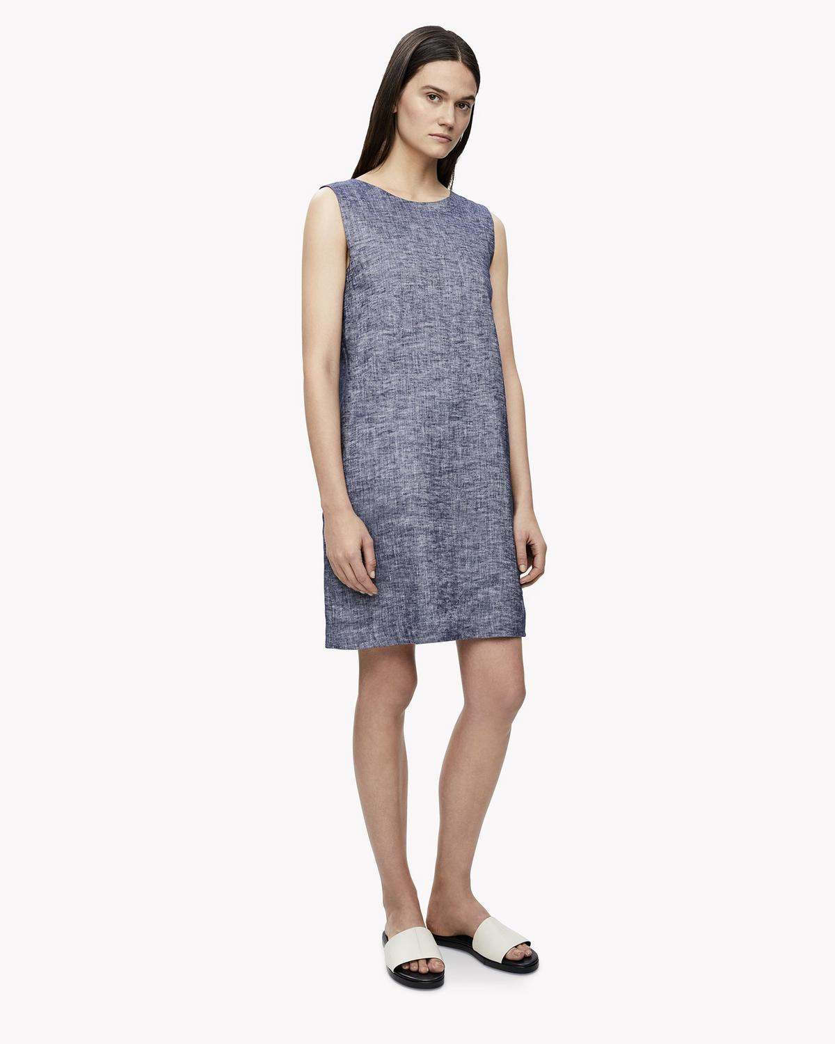 Relaxed Shift Dress