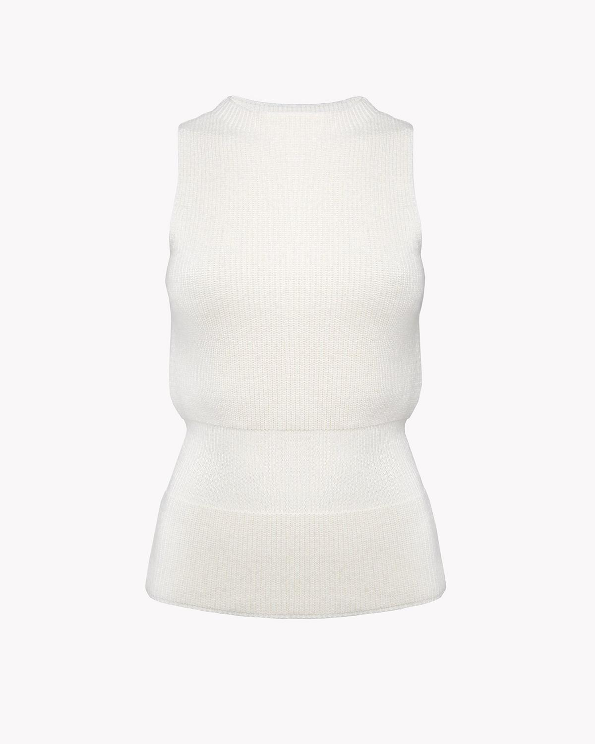 Knit Ribbed Tank