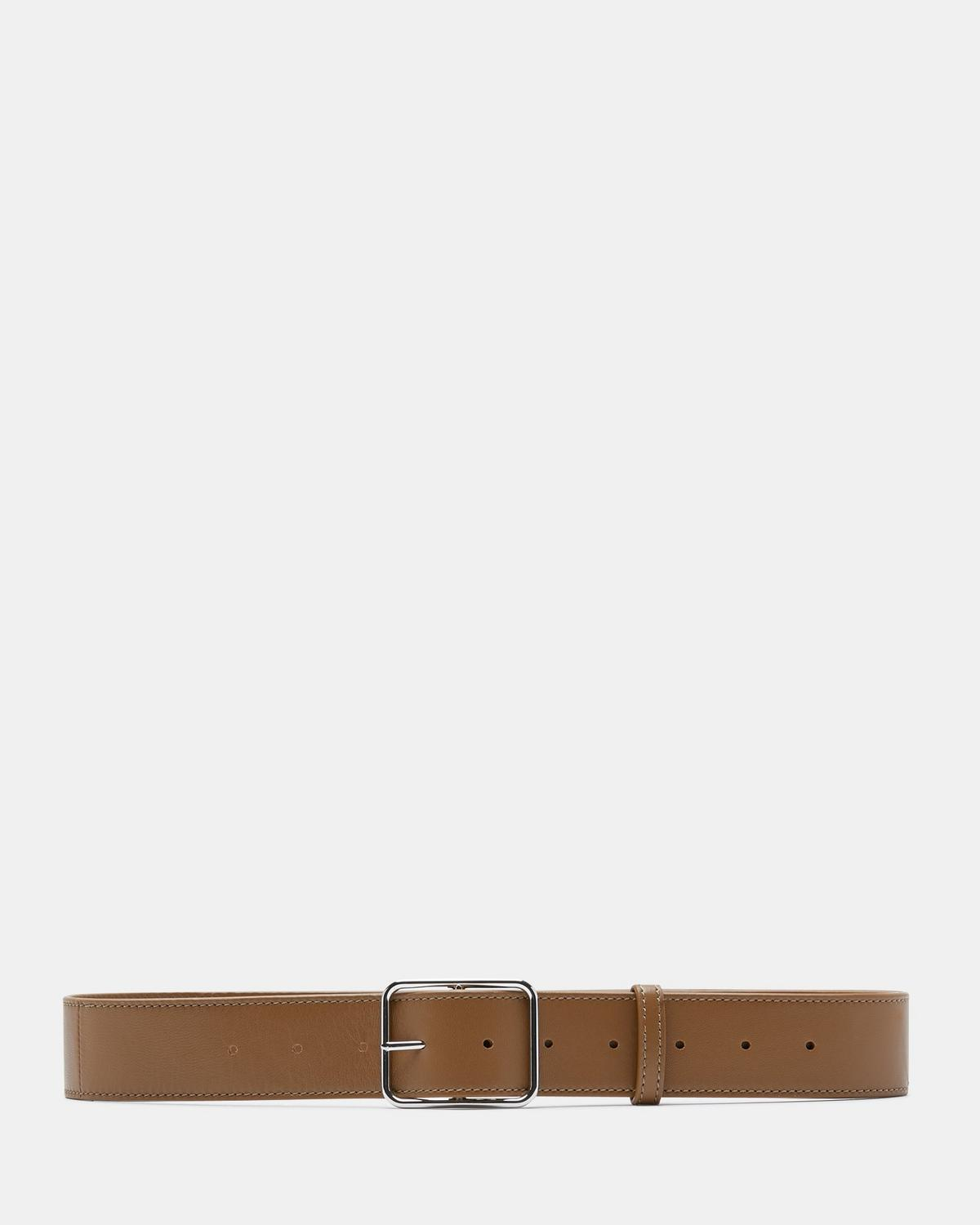 Soft Belt In Nappa Leather