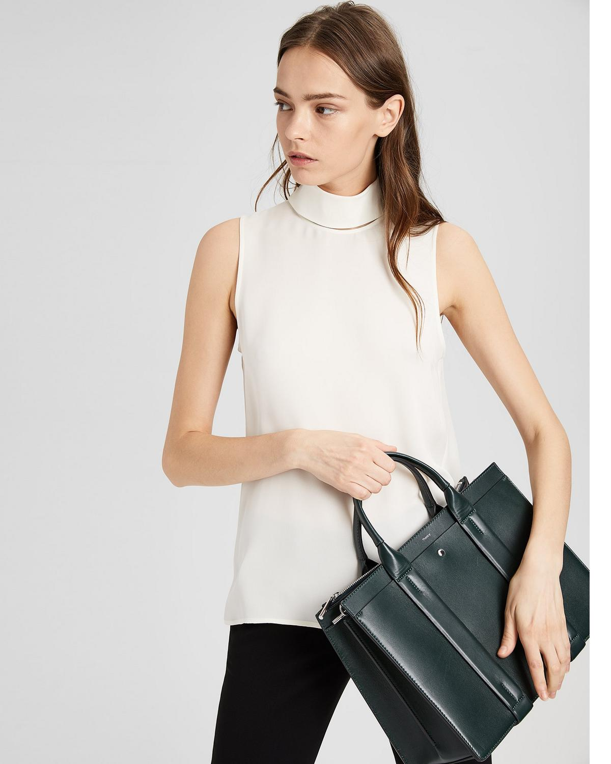 WEST BAG IN NAPPA LEATHER