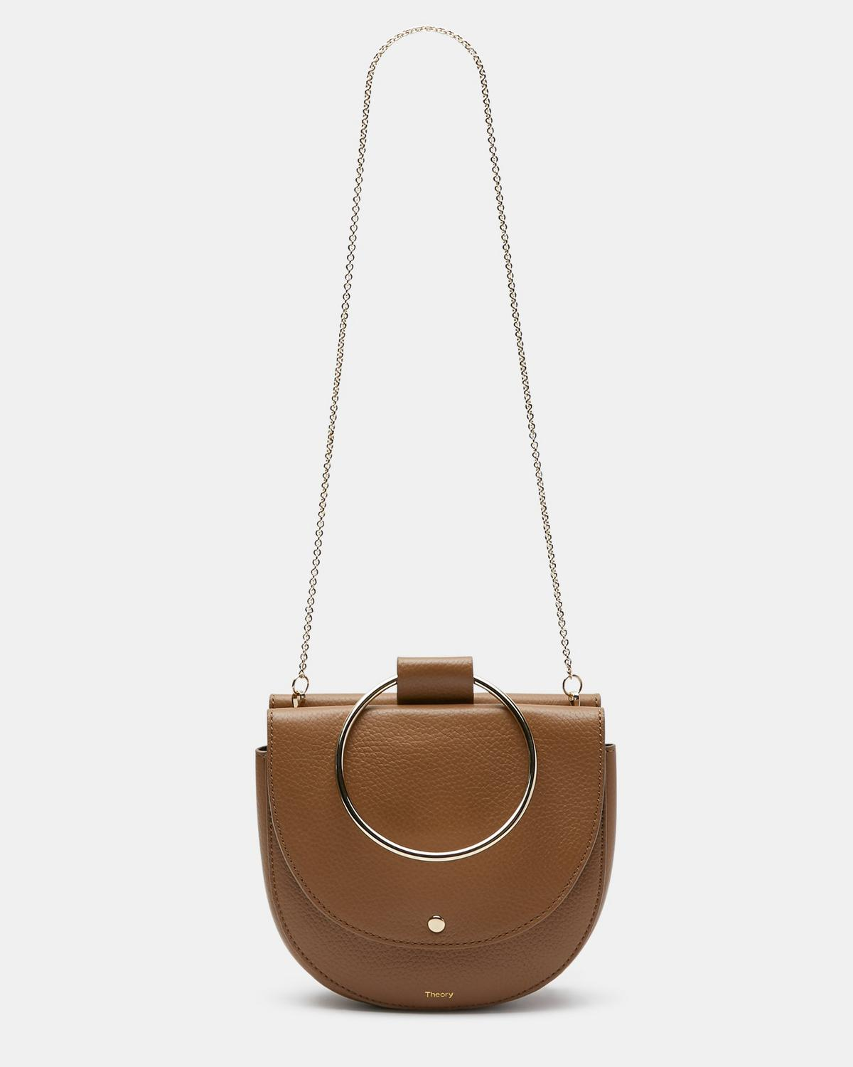 Whitney Bag in Pebble Leather