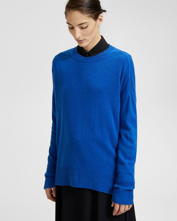띠어리 우먼 100% 캐시미어 스웨터 - 11 컬러 Theory Cashmere Karenia Sweater