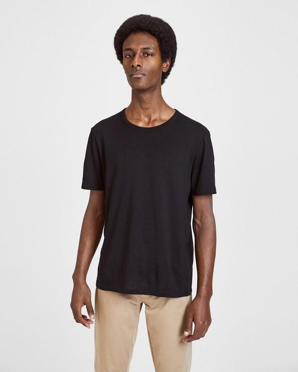 띠어리 에어 캐시미어 에센셜 티셔츠 Theory Air Cashmere Essential Tee