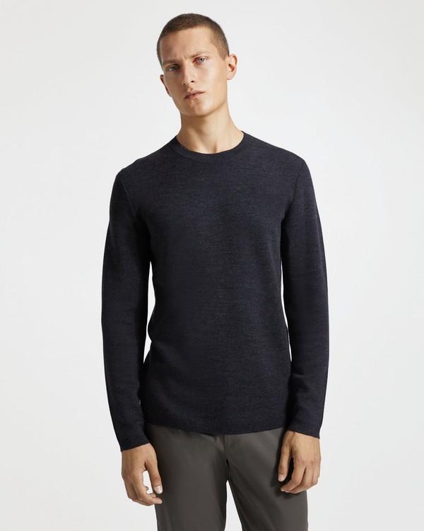 띠어리 Theory Double-Faced Stitch Sweater