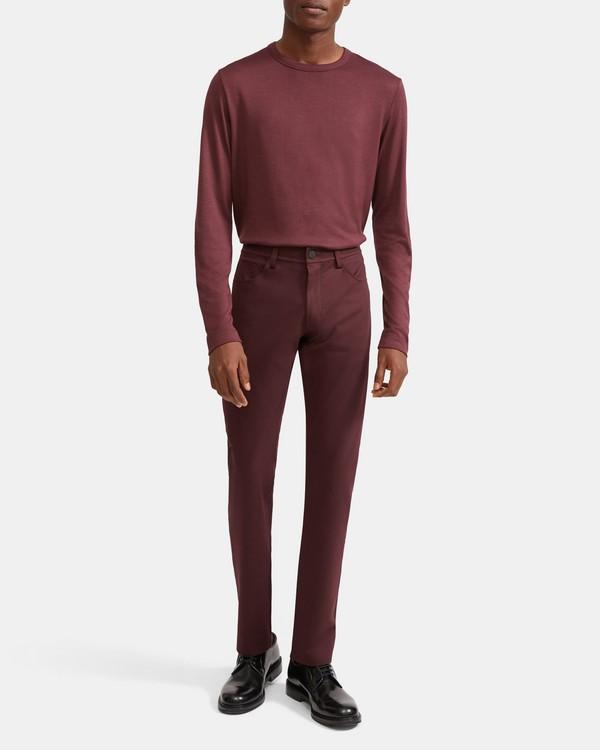 띠어리 티셔츠 Theory Modal Jersey Long-Sleeve Tee