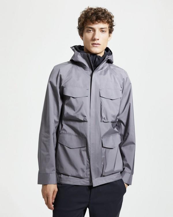 미스터 포터 X 띠어리 핀 자켓 Mr Porter x Theory Finn Jacket with Detachable Liner Vest,GREY MULTI