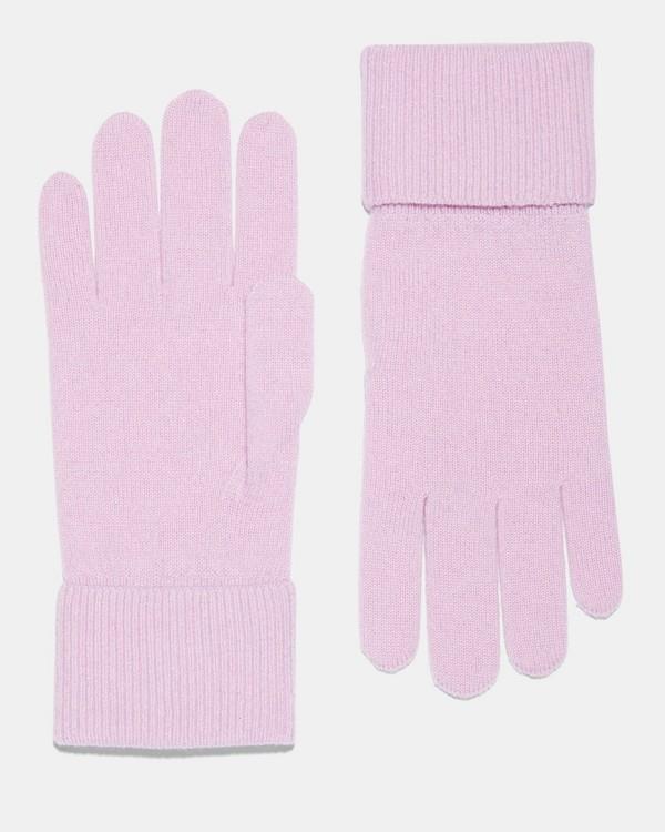 띠어리 Theory Cashmere Gloves