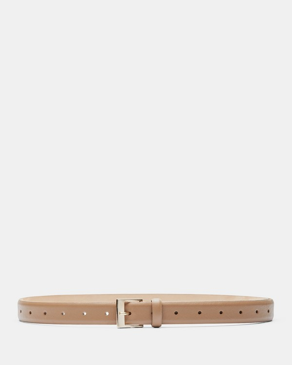 띠어리 Theory Classic Belt in Soft Leather