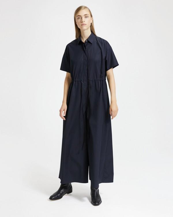 띠어리 점프수트 Theory Workwear Jumpsuit,NOCTURNE NAVY