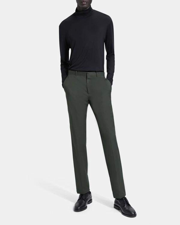 띠어리 맨 메이어 팬츠 Theory Sartorial Cotton Wool Mayer Pant,BRUNSWICK
