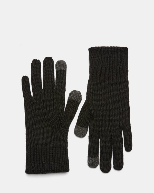 띠어리 Theory Merino Wool Tech Glove