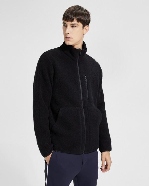 [NEW] 띠어리 맨 아크틱 플리스 펀넬자켓 - 2 컬러 Theory Arctic Fleece Funnel Jacket