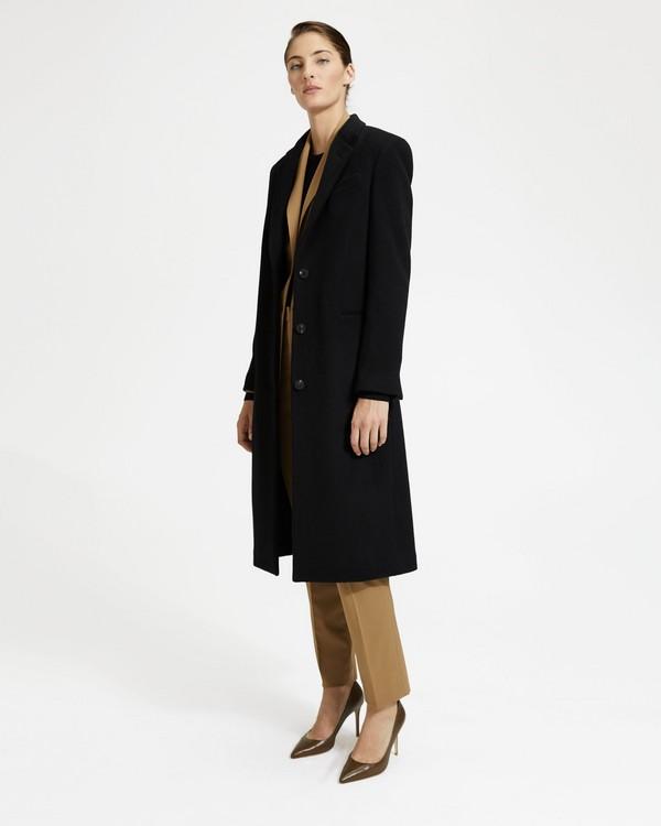 띠어리 클래식 코트 - 3 컬러 (100% 캐시미어 코트) Theory Classic Coat