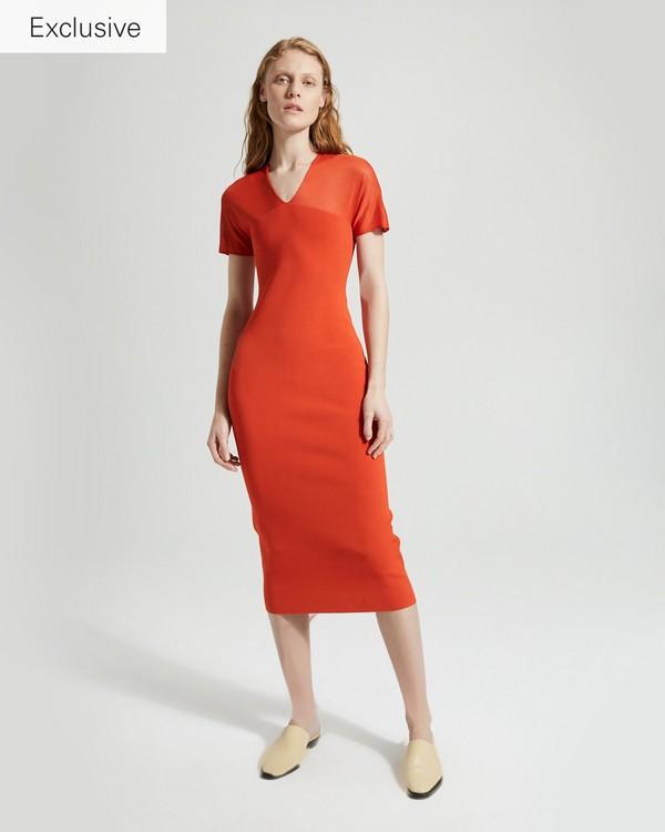 띠어리 기모노 원피스 - 2 컬러 Theory Kimono Dress