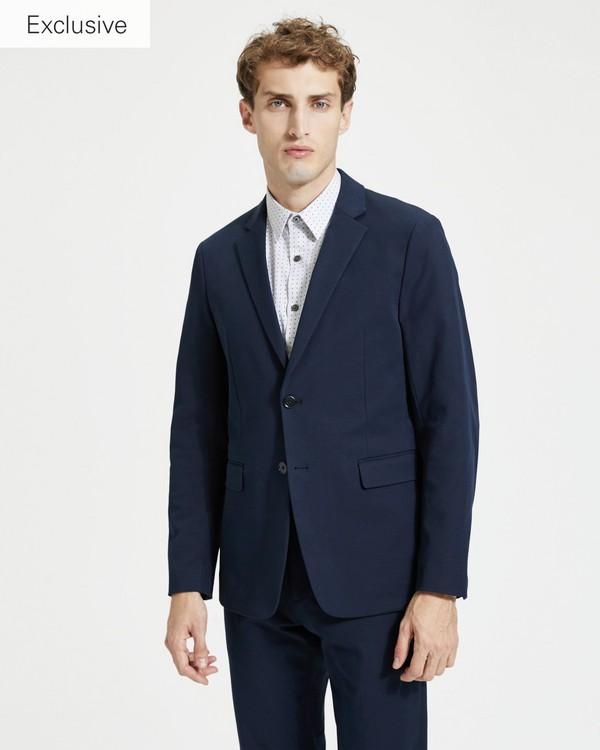 띠어리 자켓 Theory Double Stretch Cotton Clinton Jacket