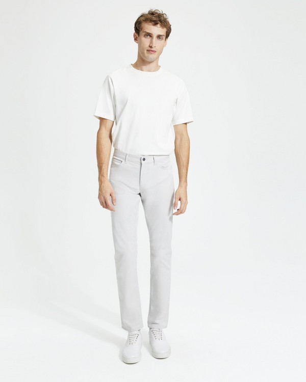 띠어리 Theory Rinsed Cotton Haydin Pant