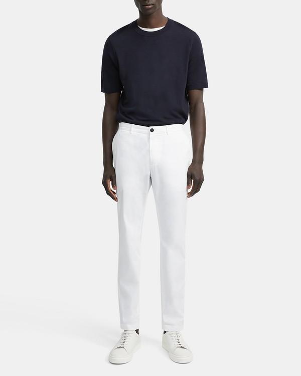 띠어리 남성 바지 Theory Garment-Washed Zaine Pant