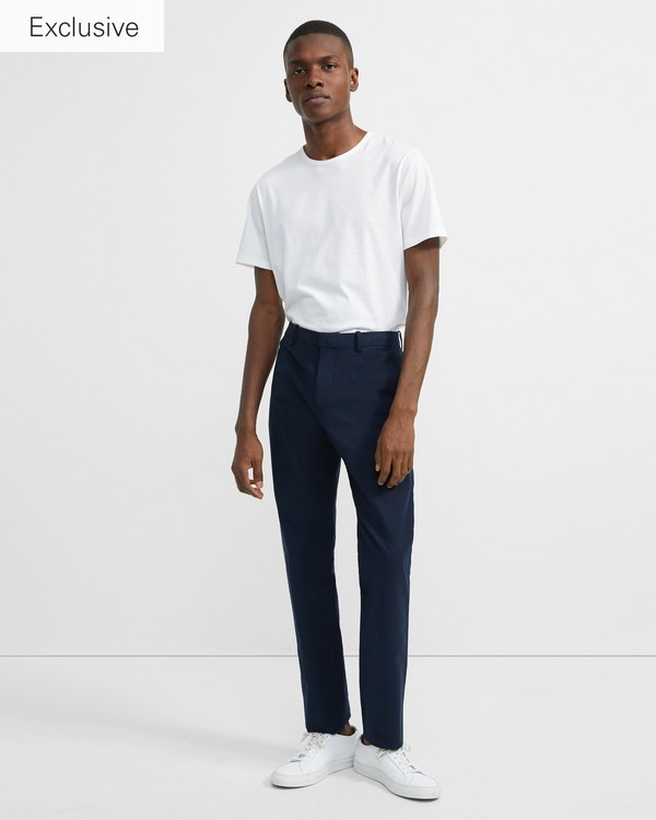 띠어리 Theory Double Stretch Cotton Zaine Pant