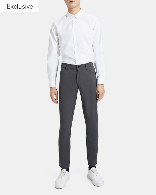 띠어리 맨 퍼페츄얼 옥스포드 에밋 셔츠 - 3 컬러 Theory Perpetual Oxford Emmitt Shirt
