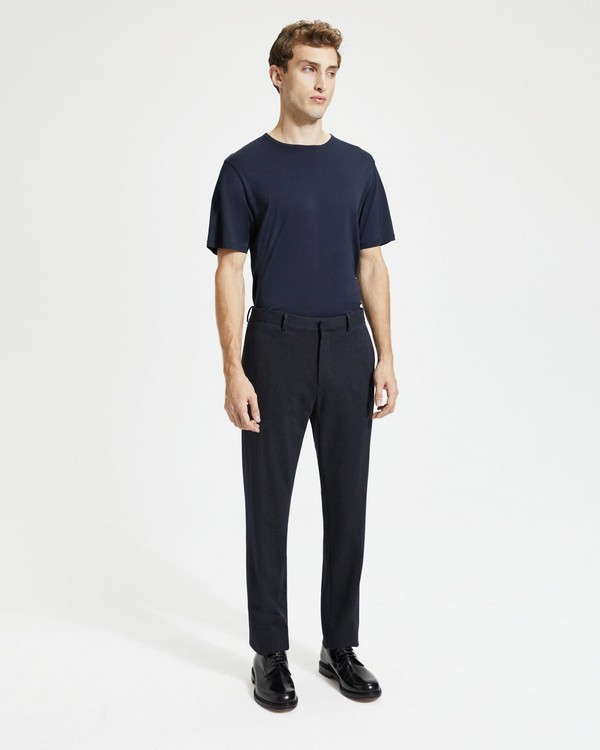 띠어리 Theory Striped Ponte Payton Pant,ECLIPSE STRIPE