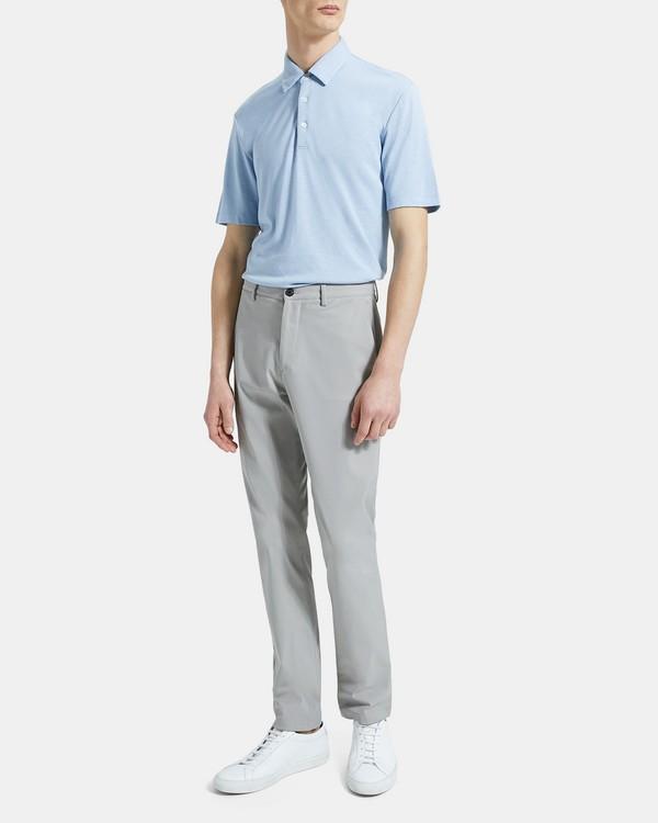 띠어리 폴로 셔츠 Theory Polo Shirt in Modal Jersey