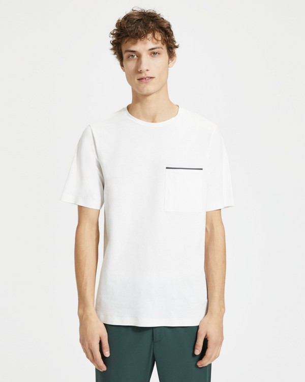 띠어리 Theory Neo Pocket Tee