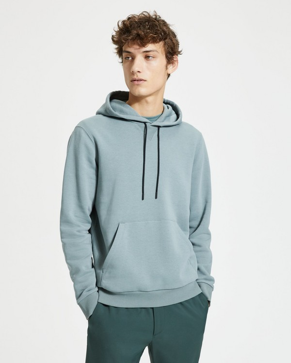 띠어리 Theory Hooded Fleece Sweatshirt