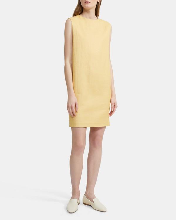 띠어리 Theory Luxe Linen Column Dress