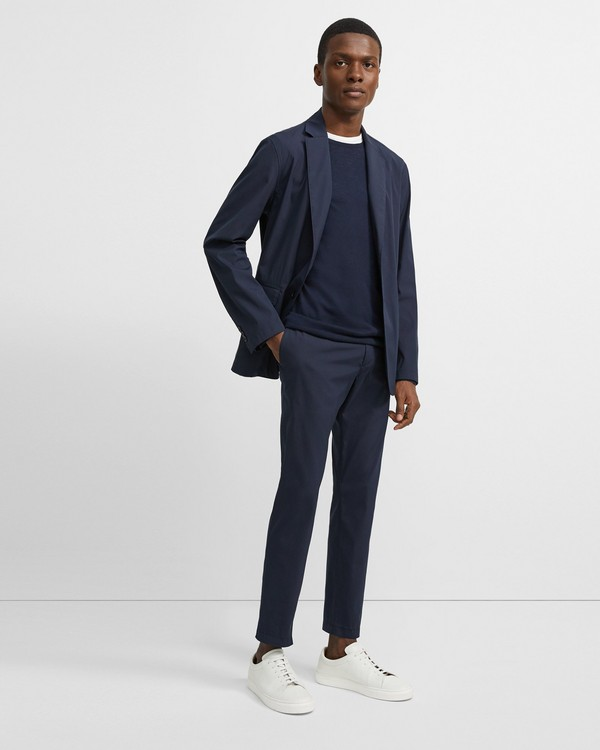 띠어리 남성 바지 Theory Stretch Cotton Curtis Pant