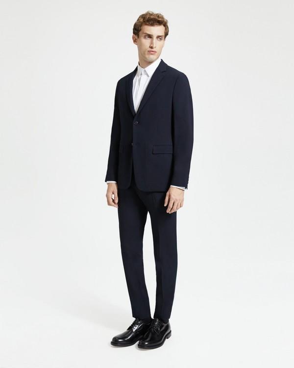 띠어리 정장 Theory Seersucker Clinton Suit,ECLIPSE