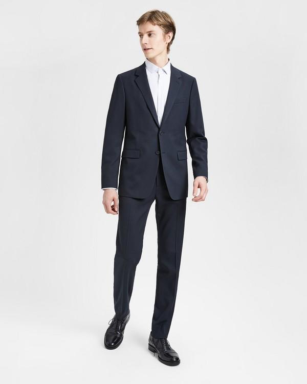 띠어리 Theory Good Wool Chambers Suit