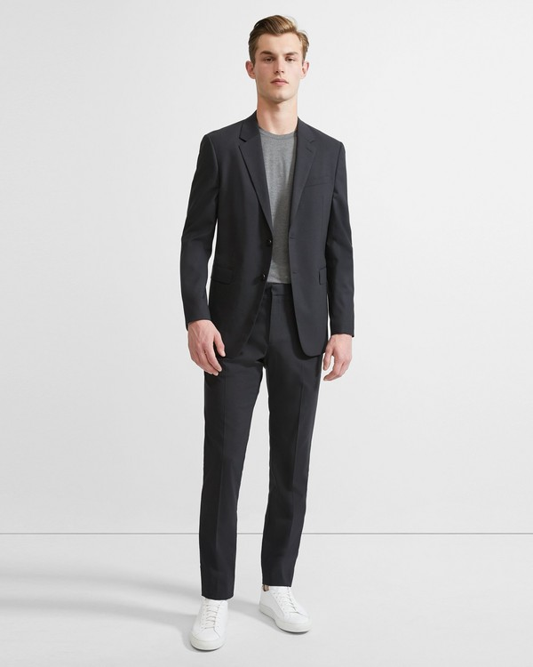 띠어리 울 챔버 자켓 Theory Sartorial Stretch Wool Chambers Suit