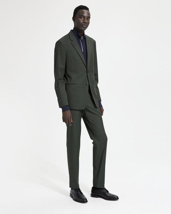 띠어리 정장 Theory Sartorial Cotton Wool Gansevoort Suit,BRUNSWICK