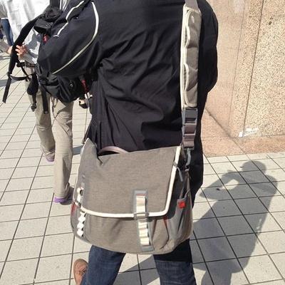 Command Messenger Bag | Work & Travel Messenger | Timbuk2